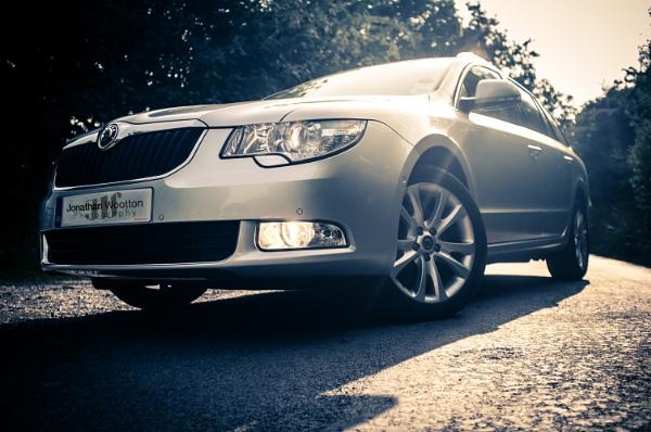 Car shot by jonathanwo