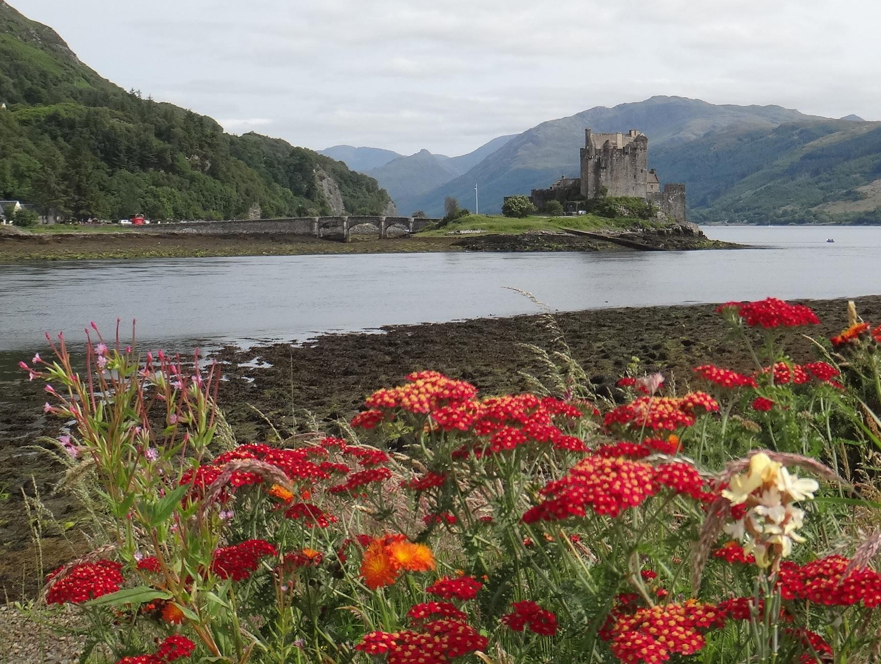 Eilean Dornie Castle