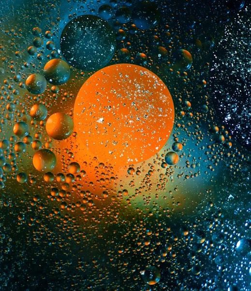 The Orange Planet by cornish_chris