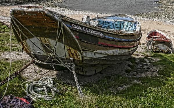 Our Georgina, Flamborough Fishing Boat by AngusD