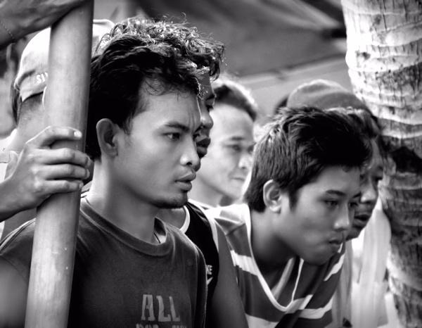Spectators by jonathanbp