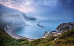 The mist rolls down - Man O War Bay