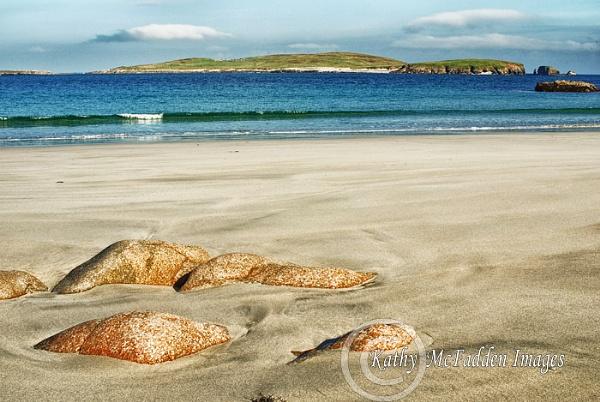 Innisdooey Island County Donegal Ireland by KathyT