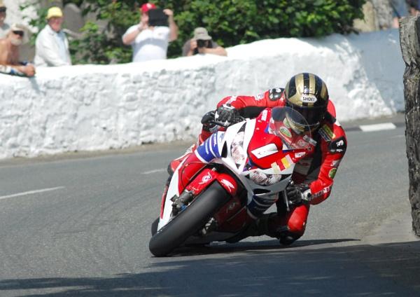 Michael Dunlop by goldwing1
