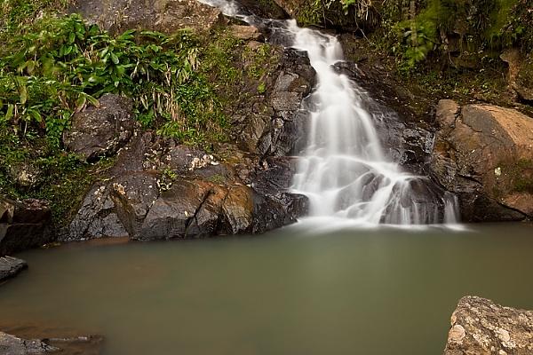 "\""Do sol\"" waterfall by luizdasilva"
