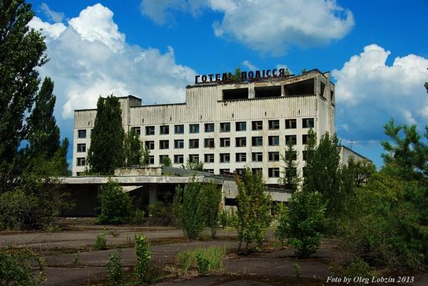 Ghost town. Continued .. by Oleg_Lobzin