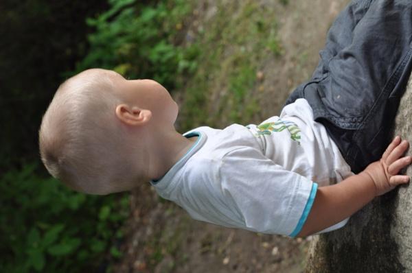 Little thinker :) by orygenes