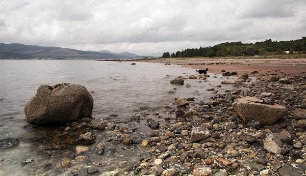 Lunderston Bay by Irishkate