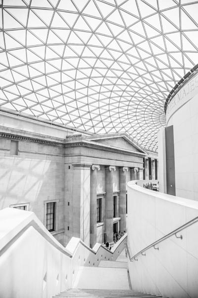 British museum by Harding