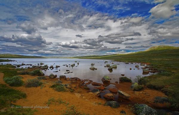 Hardangervidda by senn