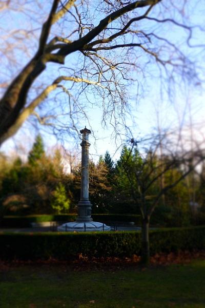 Japanese Memorial - Stanley Park, Vancouver by Swarnadip