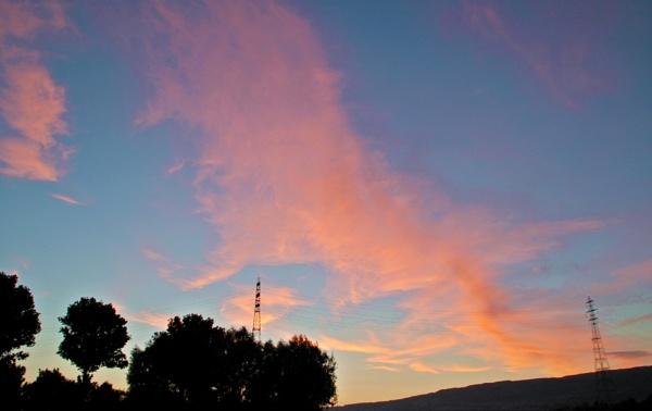 Red sky at night by richardCJ