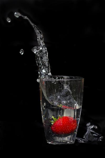 Strawberry Splash 2 by HelenaJ