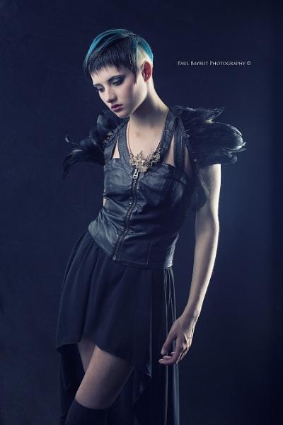 Fallen Angel by paulbaybutphotography