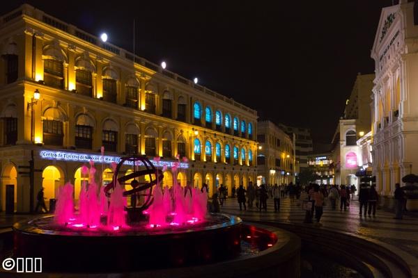 Senado Square Macau by Benlib