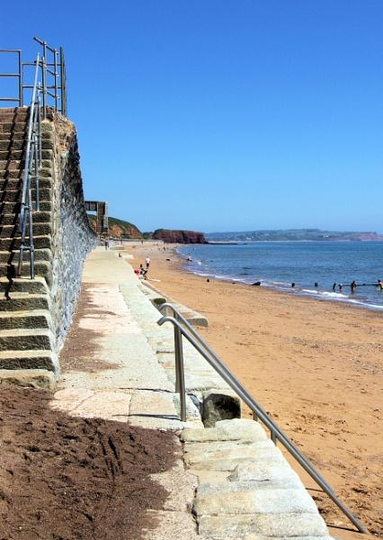 Beach Steps by Hamlin