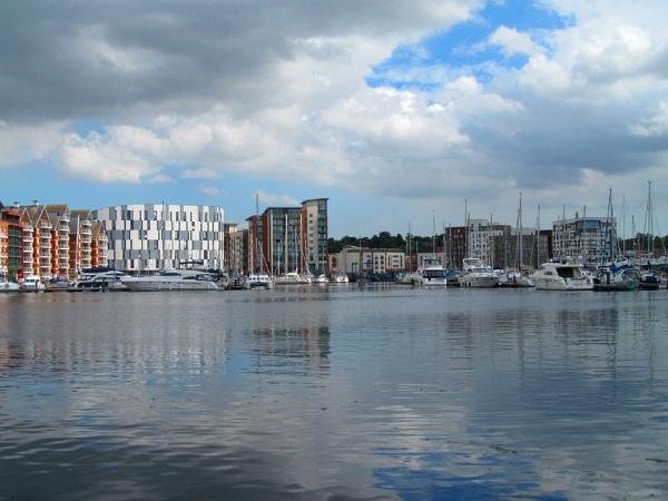 Ipswich Marina by jrcleave77