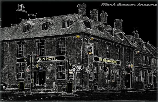 Dorset Pub by sluggyboy