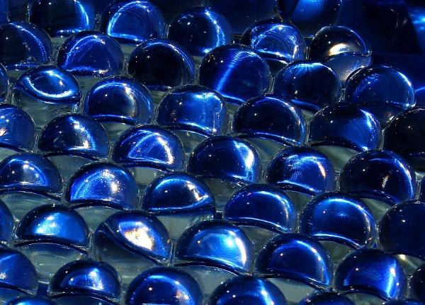 Blue blobs by turniptowers