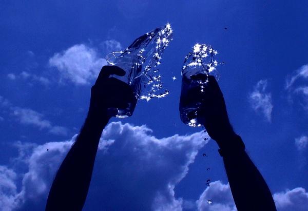Cheers! by turniptowers