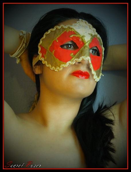 Harlequin Mask by Terces_Resop