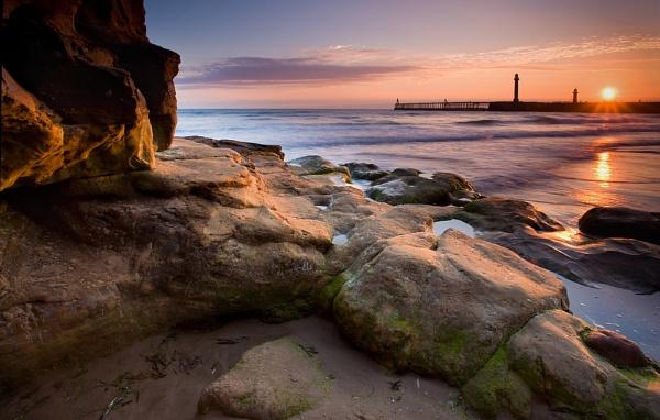 Whitby Dawn by oll1e