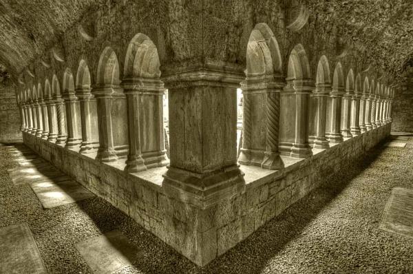 The Abbey Window. by bombolini