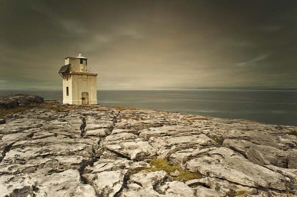 Odd Lighthouse by bombolini