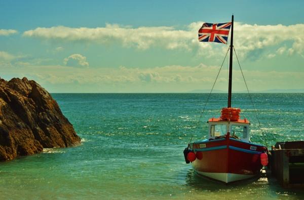 All aboard for caldey island by stu8