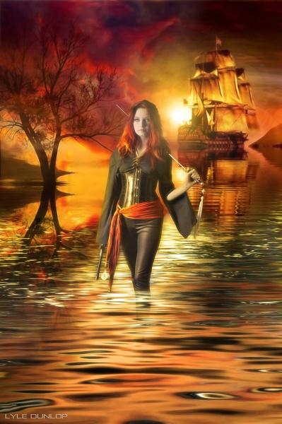 Pirate Kivien by mapper