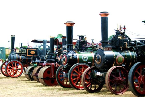 Welland Steam Fair by LouisePeaches