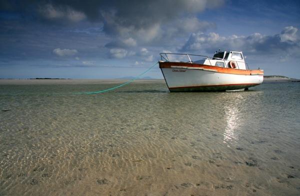 low tide North Uist by jdgrimsay
