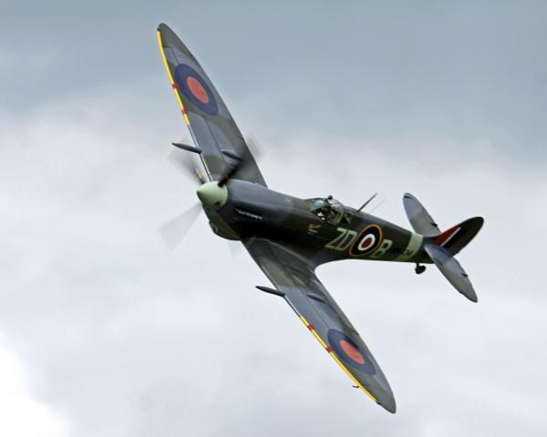 Spitfire by Goodley