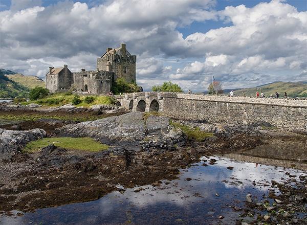 Eilean Donan Castle by KMRennie