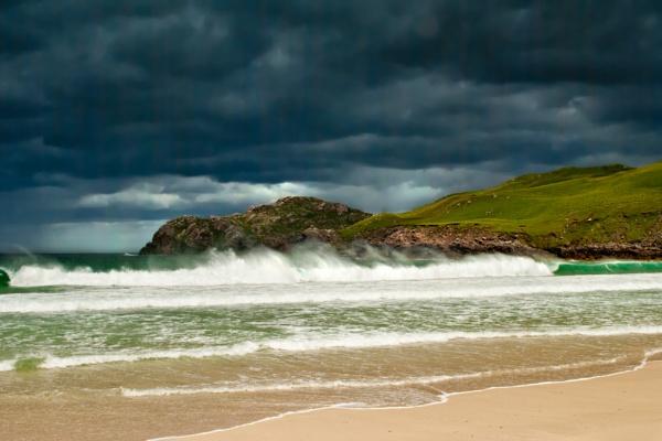 The coming storm by sadmurph