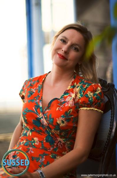 Summer Dress by P_Morgan