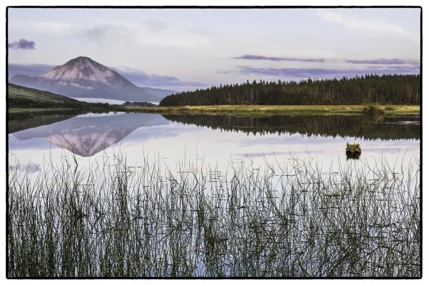 Errigal Sunset by ANNIEKERR