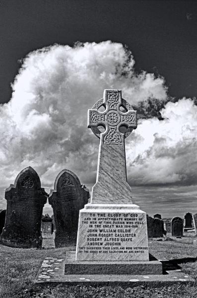 Manx Cross by WeeGeordieLass