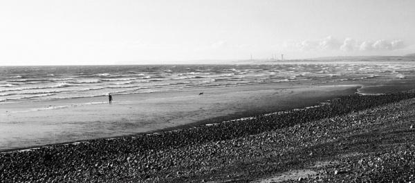 Cumbrian Coast by WeeGeordieLass