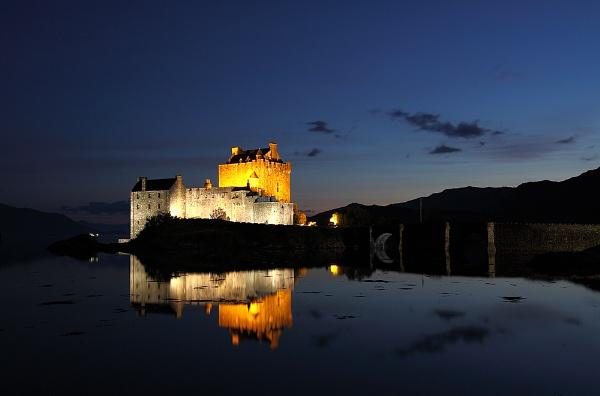 Eilean Donan Castle by Steffen1209