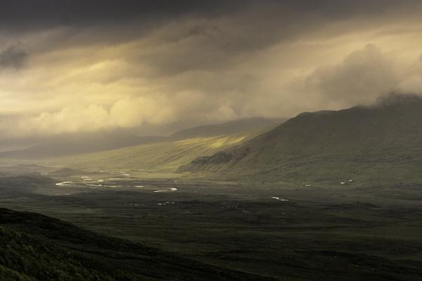 Landscape Assynt by bledzo