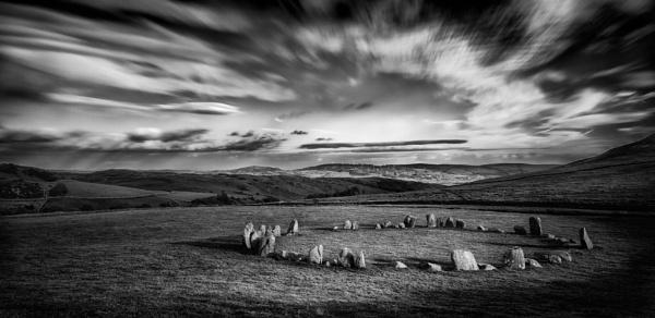 Swinside Stone Circle by milo42