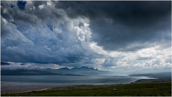 The day the rain came... by Scottishlandscapes
