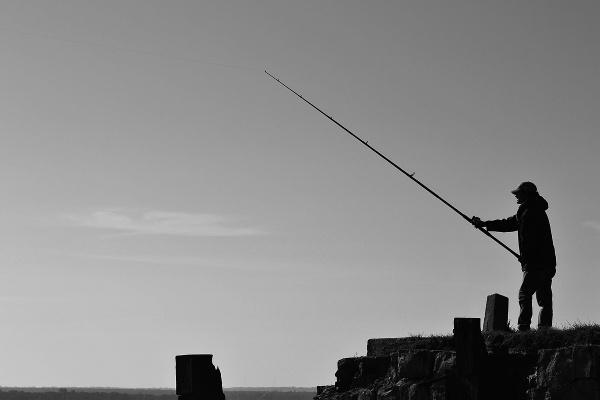 Fisherman by Davidroid