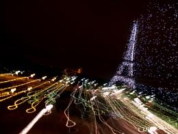 Photo : Eiffel tower