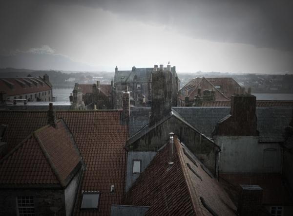 Rainy Days by Harryrobo