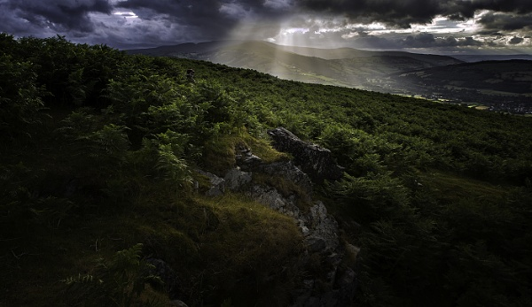 The God Rays by Alan_Coles