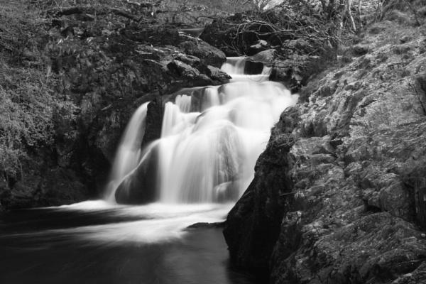 Ingleton Waterfall by nsutcliffe