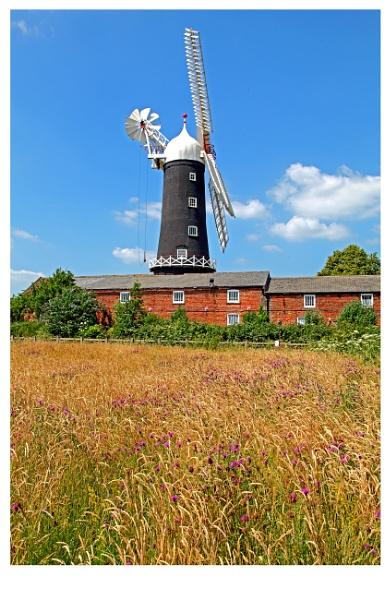Skidby Windmill by crapsnap