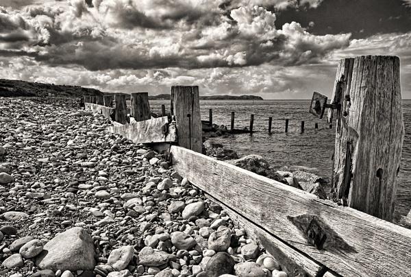 Llanddulas Shore(2) by romansnumber7